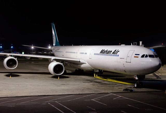 Airbus_A340-600_Mahan_Air