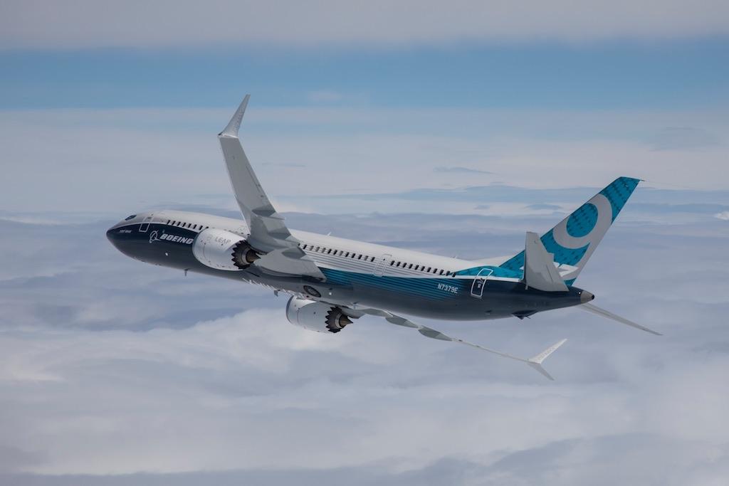 Le 737 MAX 9 bon pour le service