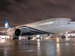 Oman-Air-Boeing-787-8-Paris-CDG-1