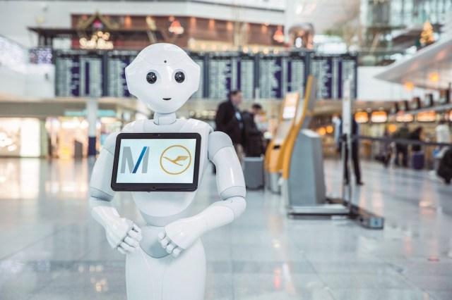 Robot_Lufthansa_Aeroport_Munich