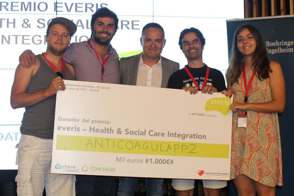 Premio Everis – Health & Social Care Integration