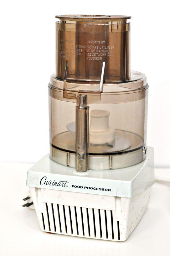 Luego Cuisinart lanzó este modelo que es el que ha prevalecido en el tiempo