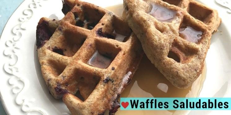 waffles integrales