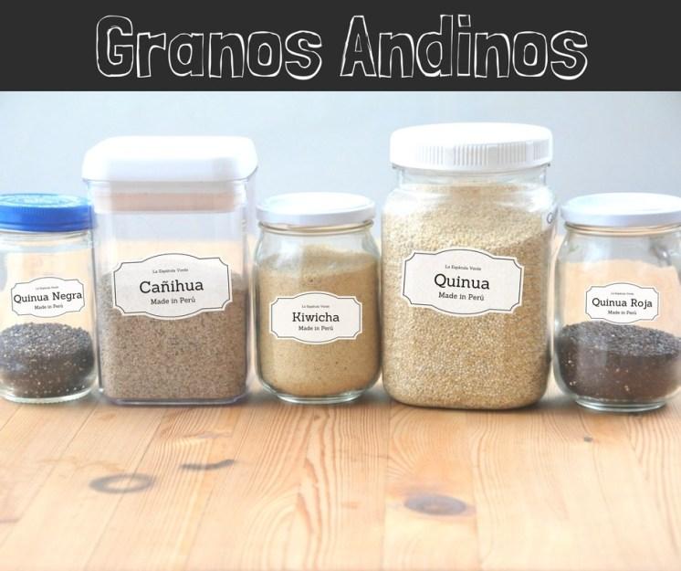 granos andinos