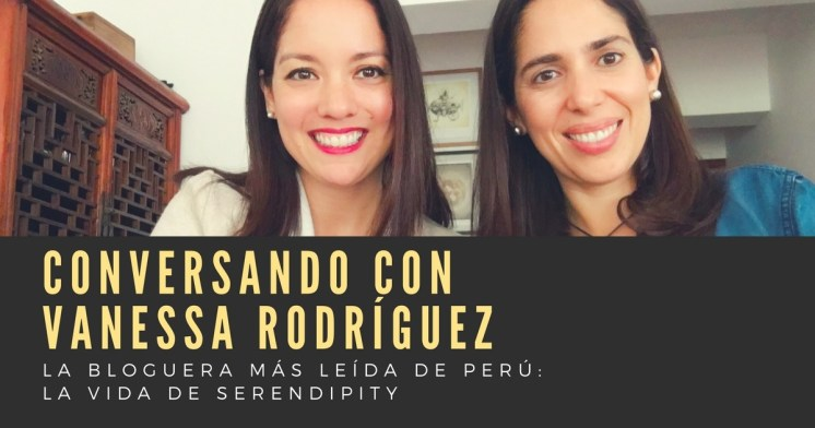 13 preguntas para Vanessa Rodriguez del blog La Vida de Serendipity