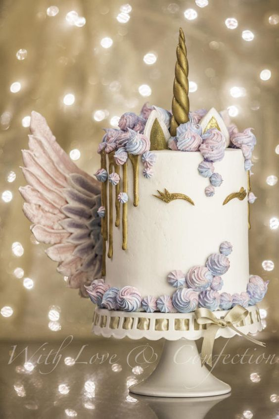 Ideas para cumpleaños de unicornios y arco iris