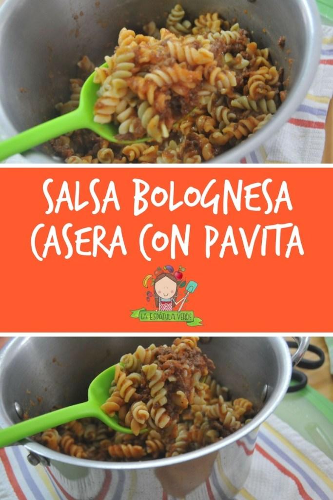 Cómo preparar una salsa bolognesa casera