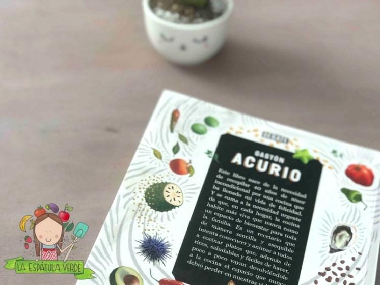 nuevo libro de Gastón Acurio ¡Bravazo!
