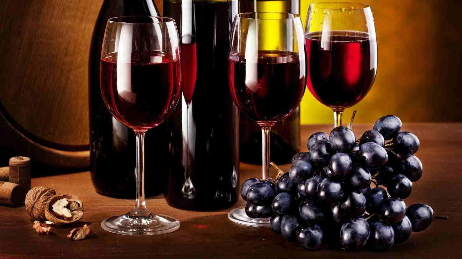vinos restaurante asador la estación de los porches