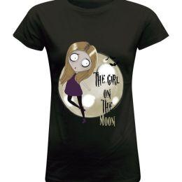 Tje girl on the moon nightmare camisetas gotico pesadilla gothik