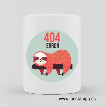 taza humor 404 error