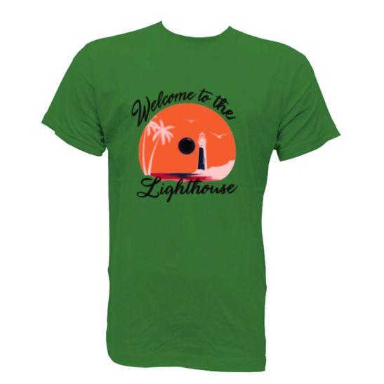 camiseta hombre lighthouse faro beach estilo playa surf