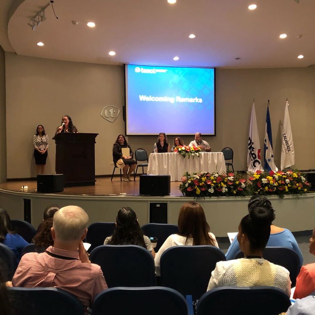 At the 4th Annual HELTA-Honduras TESOL