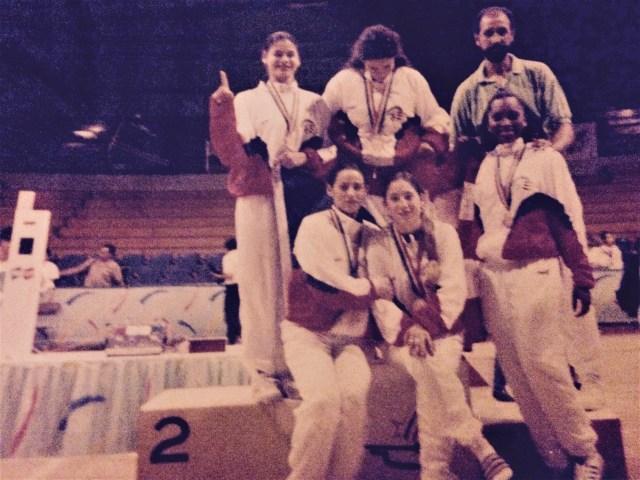 Medalla de oro Ponce 93.