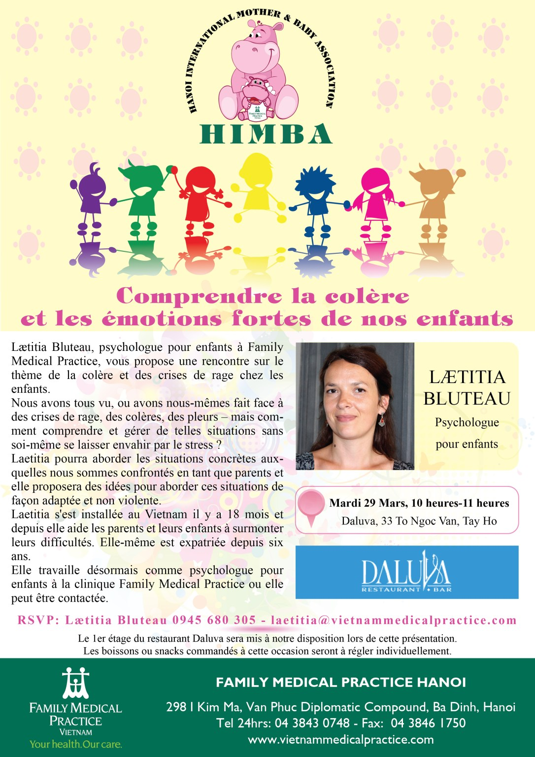 Health Talk Laetitia FR-01
