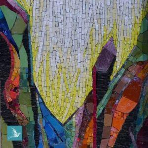 mosaïque art sacré Bouchemaine