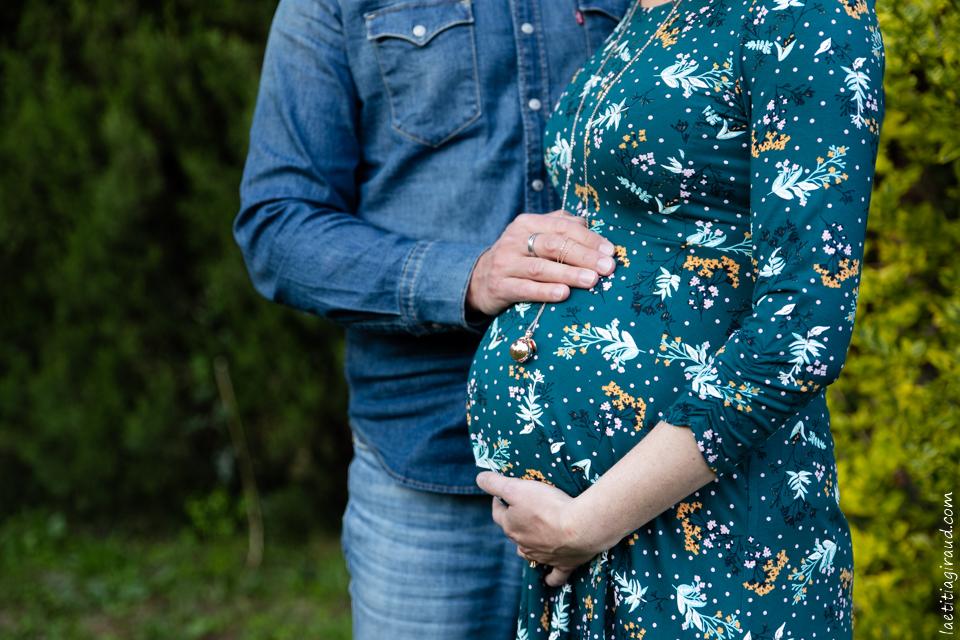 photographe future maman vaucluse