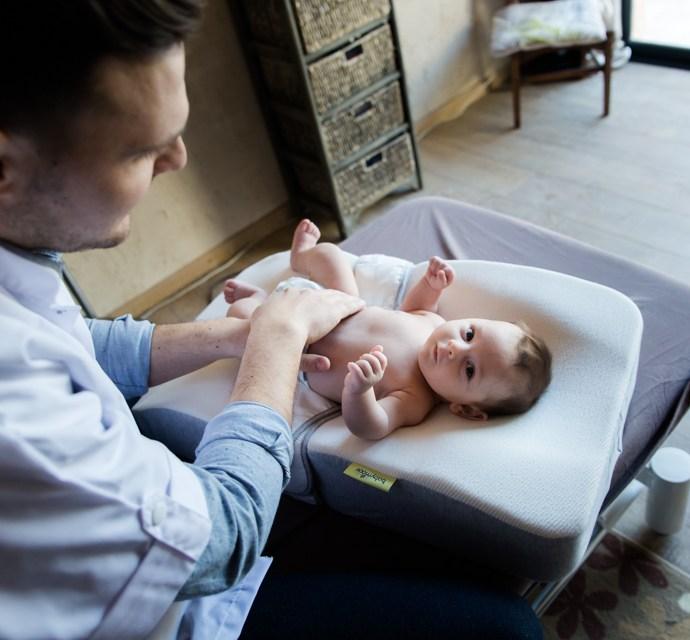 Ostéopathie et bébé