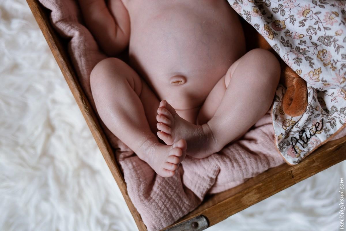 photo de bébé à domicile photographe Avignon