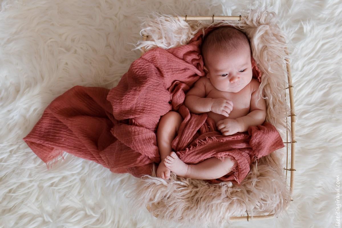 Offrir une séance photo naissance