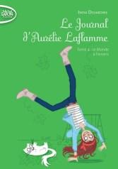 Le journal d'Aurélie Laflamme Tome 4