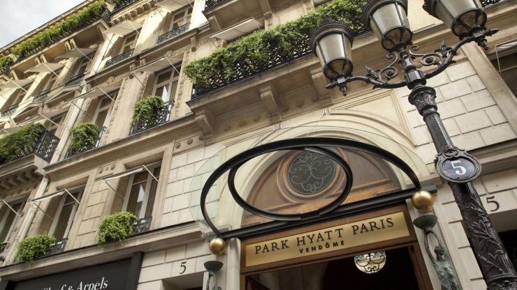 La Parenthese Park Hyatt Paris-Vendome: A well deserved treat at the end of Paris Fashion Week