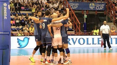 El buen partido de Gonzalo Quiroga no alcanzó y Argentina perdió