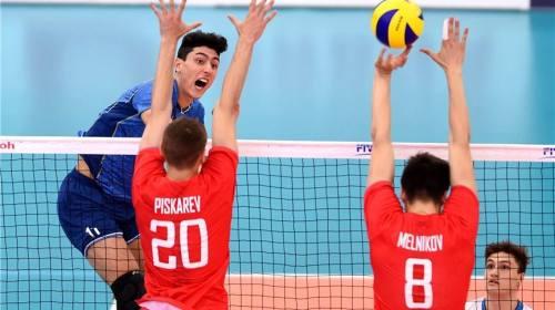 Argentina cayó ante Rusia pese al gran aporte de Bucciarelli