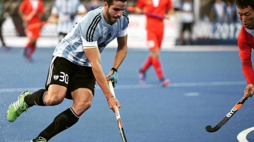 Hockey césped: Con Bugallo, Argentina es finalista!
