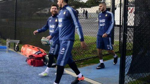 El meme entre Messi e Icardi que estalló en las redes