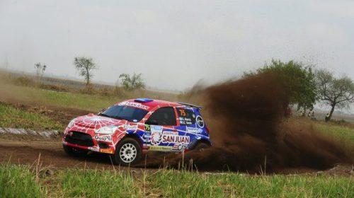 Abarca regresa al Rally Puntano