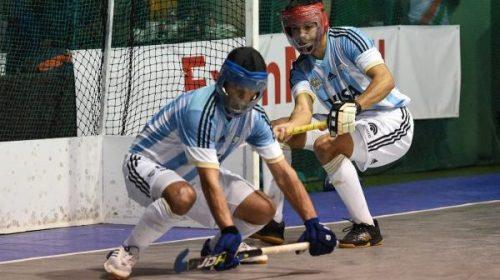 Hockey Indoor (M): Tampoco pudieron los varones