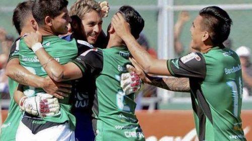 """Luis Ardente: """"Aspiramos a entrar a una Copa"""""""
