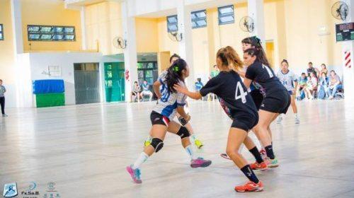 Handball: En damas, uno de los equipos locales logrará el ascenso a la categoría B