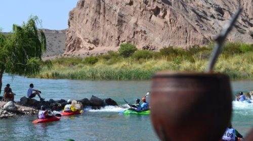 Kayak: Mates en el Mundial de Freestyle