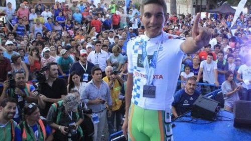 Najar se quedó con la Vuelta
