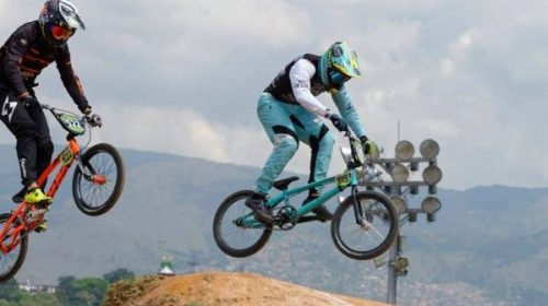 BMX: El Chalo Molina, ansioso por correr en casa