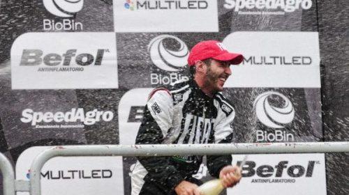 Da Rold, líder indiscutible de la Fiat Competizione
