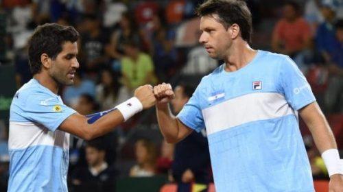 Copa Davis: Argentina, a la fase final