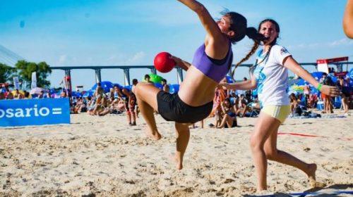 Listo San Juan para el debut hoy en los Juegos Argentinos de Playa en Rosario