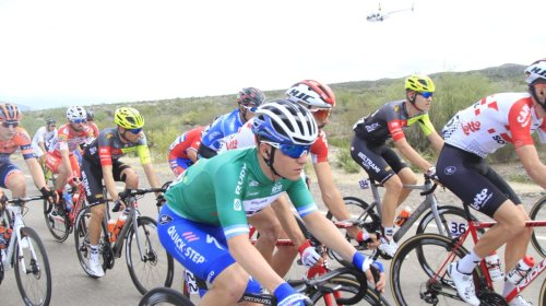 Vuelta 2019: Mirá en vivo la 4ta. etapa!