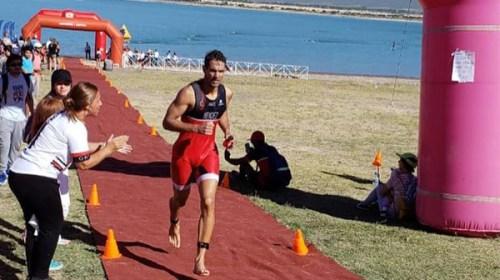 FIGURAS EN LA RED: Lucas Mendez, Triatleta