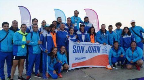 San Juan se posiciona entre los Top 10 en Juegos Argentinos de Playa