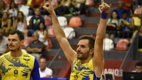 Maxi Cavanna, el salto de UPCN a la SuperLega italiana
