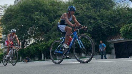 Copa Continental de Triatlón tuvo a Medard a un peldaño del podio