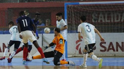 El Futsal se tomó el Aldo Cantoni: Selección de Argentina vs Francia + Final Femenino