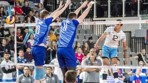 VNL: Derrota ajustada para Argentina ante el defensor del título