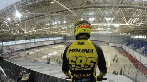 Chalo Molina busca revancha mundial tras lesión que lo dejó fuera en París