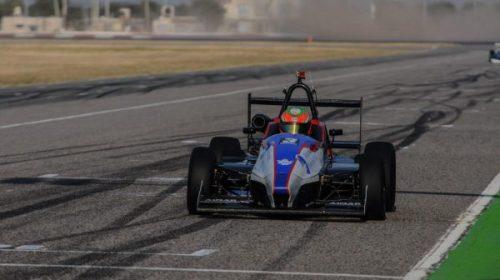 FR Plus: Martinez finalizó tercero en el Rosendo Hernández