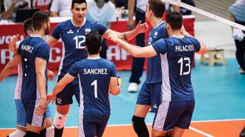Argentina venció a Túnez y logró su segundo triunfo al hilo